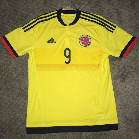 73d826dca Adidas Colombia Home jersey 2015 Falcao